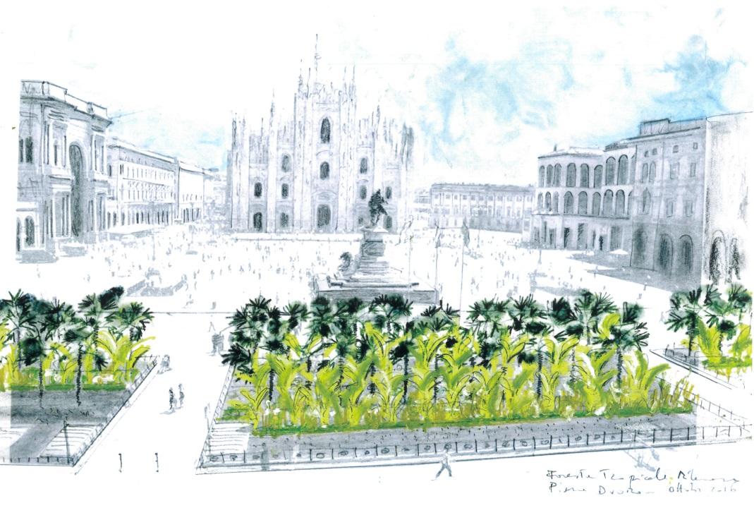 Esternidesign.it - Piazza Duomo Milano